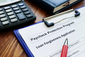 Paycheck Protection Program Application - BSB