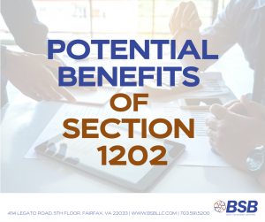 Benefits of Section 1202